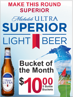 Christie Michelob Ultra